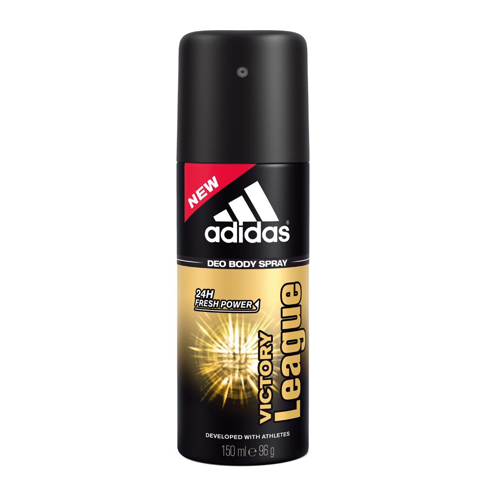 adidas愛迪達 男用香體噴霧(卓越自信)150ml