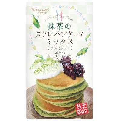 Pioneer 舒芙蕾鬆餅粉-抹茶風味(255g)