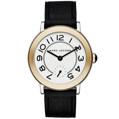 MARC JACOBS  德列斯語言時尚簡約腕錶-MJ1514/35mm