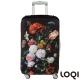 LOQI 行李箱套│花團錦簇L號 適用28吋以上行李箱保護套 product thumbnail 2