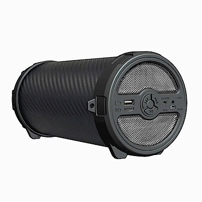 KINYO重低音藍牙讀卡喇叭BTS-699送百元耳機
