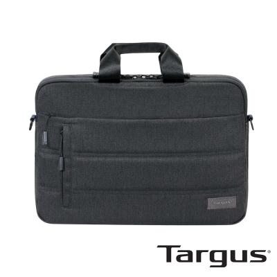 Targus Groove X Slimcase 13 吋躍動電腦側背包(時尚黑)
