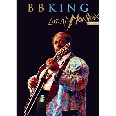 BB King - 蒙特勒現場演唱會 DVD