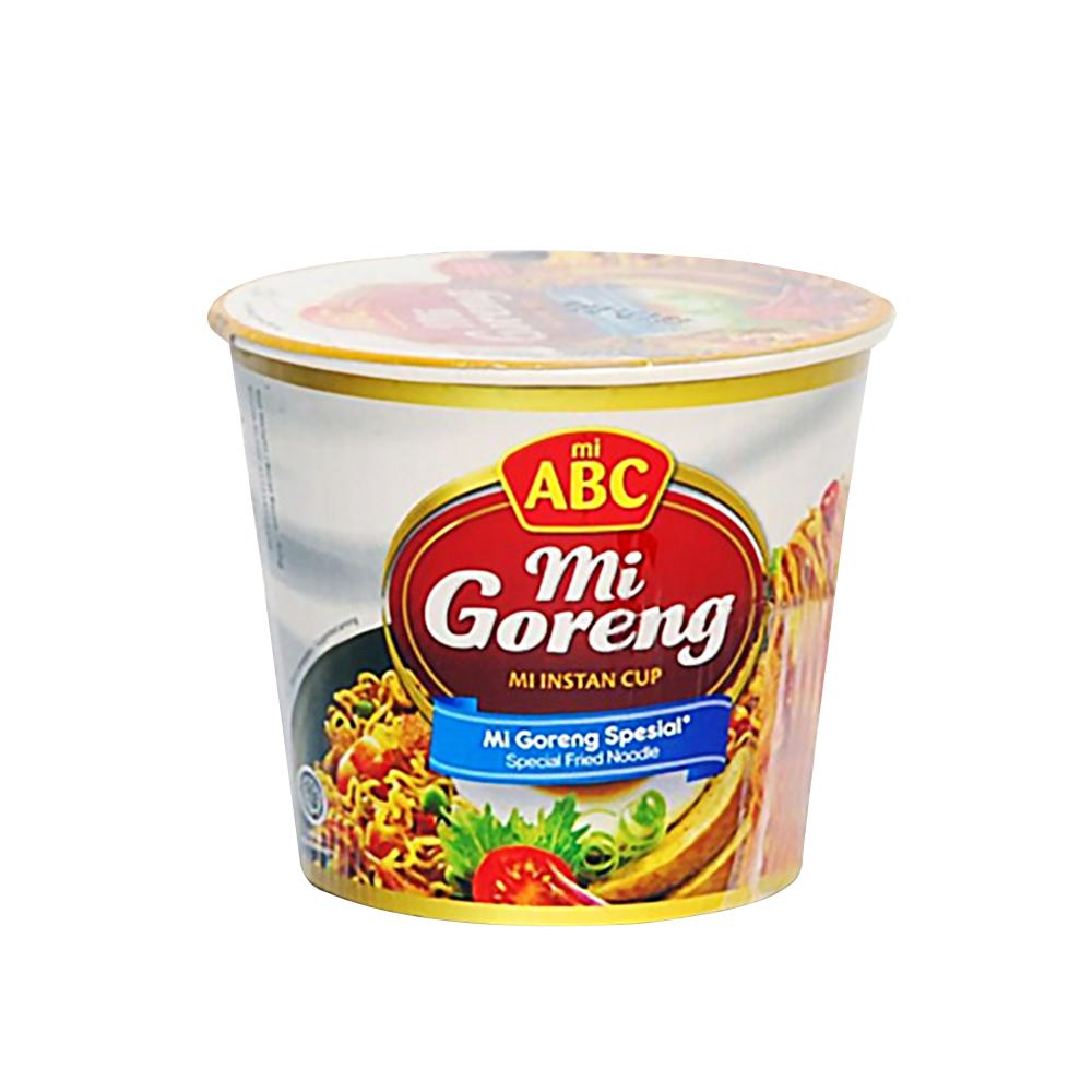 MI ABC 杯麵-印尼炒麵風味(80g)