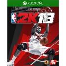 NBA 2K18 - XBOX ONE 亞洲 中文傳奇珍藏版(拆封無鑑賞期)