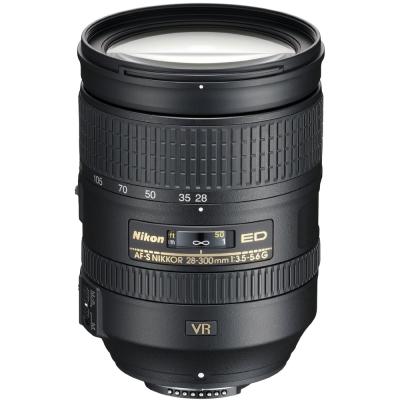Nikon AF-S 28-300mm f/3.5-5.6G ED VR 變焦鏡頭(平行輸入)