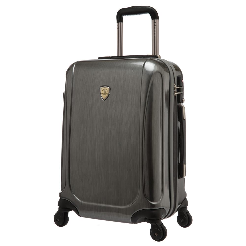 SB Polo伯克利系列-20吋行李箱-灰色