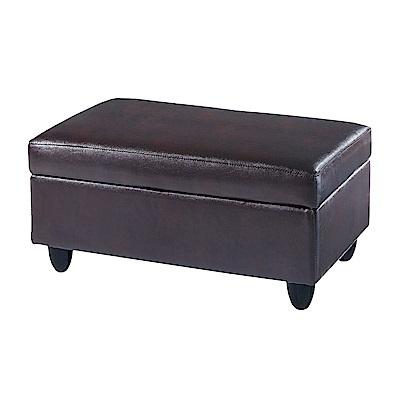 Bernice-簡約時尚收納椅凳/長凳/沙發椅-76x44x40cm