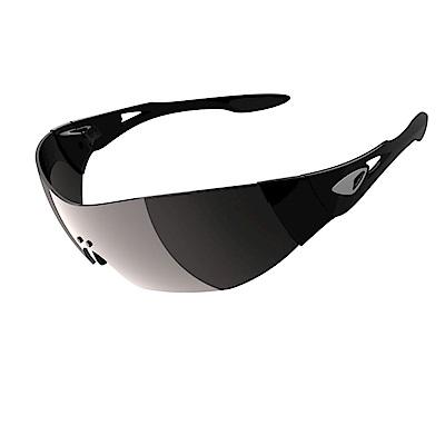 ADHOC運動太陽眼鏡-鍍膜鏡片-無框式DARKness