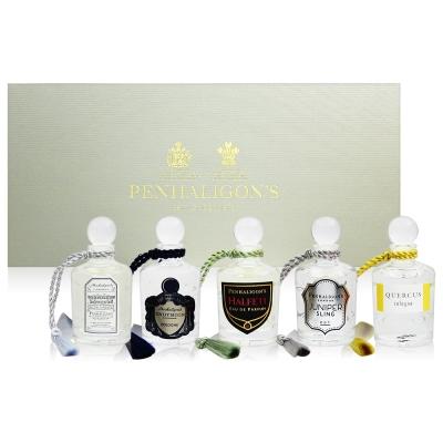 PENHALIGON'S潘海利根 男性香水禮盒組(5mlx5入)