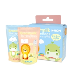 MOTHERK站立式母乳袋(KMOM動物系列)-20入