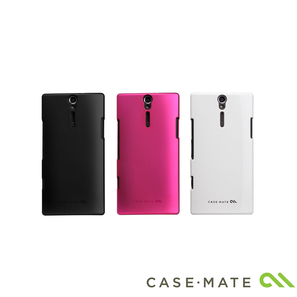 Case-Mate Sony Xperia S 超薄保護殼