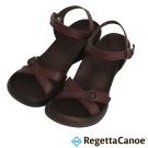 RegettaCanoe-CJFD-5504優雅樂步休閒鞋-酒紅色