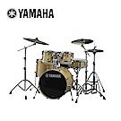 YAMAHA Stage Custom 爵士鼓組 自然原木色款