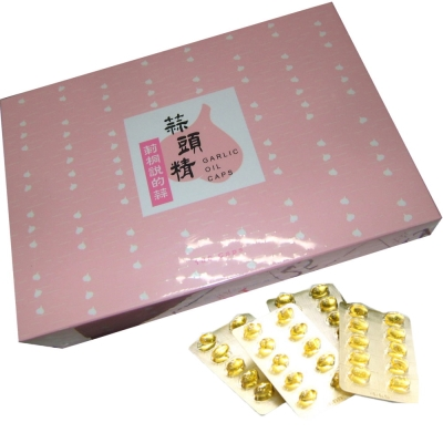 莿桐鄉農會蒜頭精膠囊(160粒x2盒)