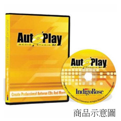 AutoPlay Media Studio-Single Developer單機授權