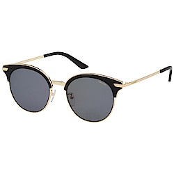 POLICE 太陽眼鏡 (金配黑) SPL456G