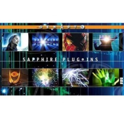 ▼Sapphire for Apple Final Cut Pro (MAC)(下載)