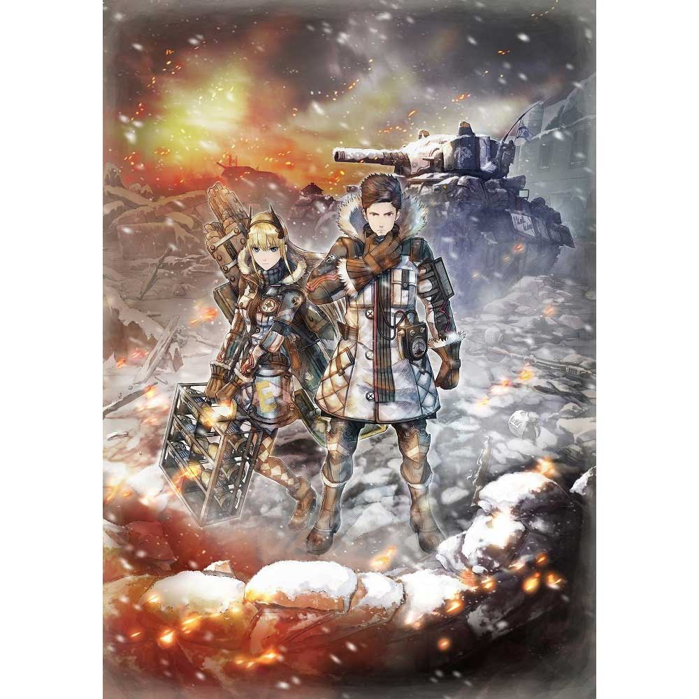 (預購)戰場女武神 4- PS4 亞洲 中文 10 週年紀念包(拆封無鑑賞期)