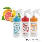 澳洲reSPARKLE 綠思寶-清潔劑3入-嬰幼兒玩具+浴室玻璃+廚房多功能