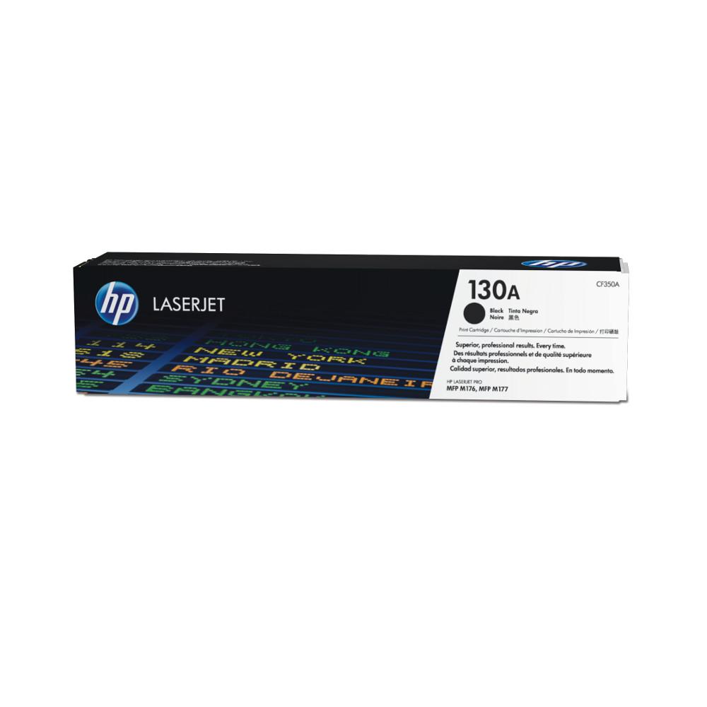 HP CF350A 原廠黑色碳粉匣
