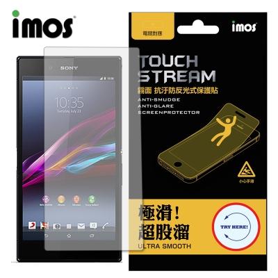 iMOS Sony Xperia Z1 電競 霧面 螢幕保護貼