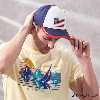 Nautica經典美式風格鴨舌帽-美國