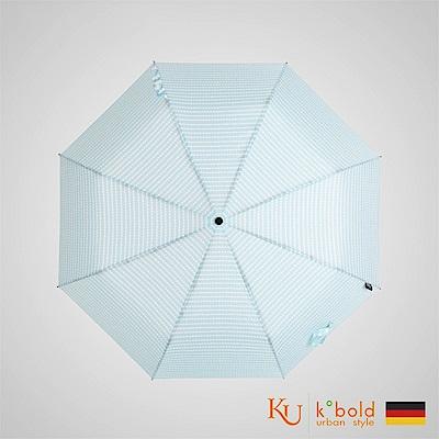 德國kobold 迪士尼官方授權-晴雨兩用傘-優雅米奇-藍