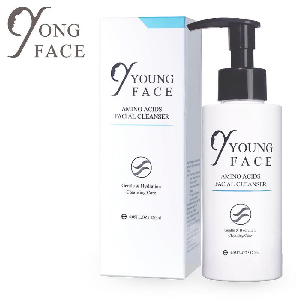 YONG FACE 雅菲思 胺基酸淨膚乳(120ml/瓶)