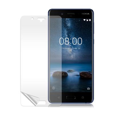 VXTRA Nokia 8 高透光亮面耐磨保護貼