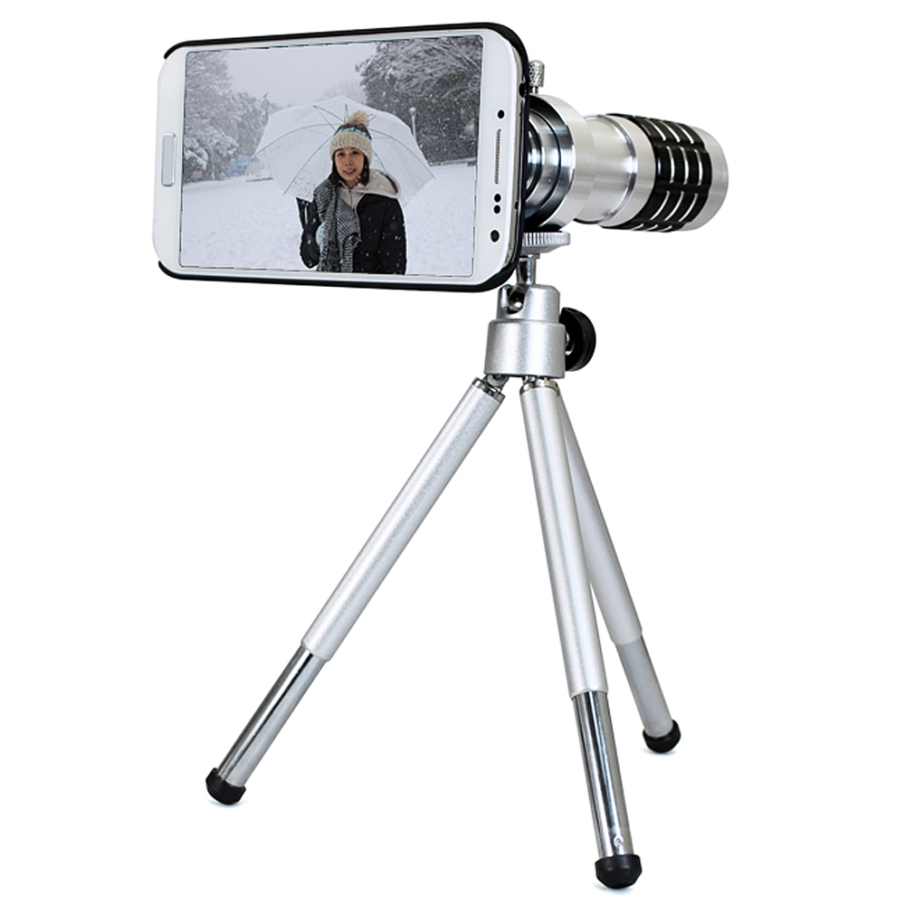 iStyle Samsung S4 / i9500 12倍望遠攝影鏡頭組