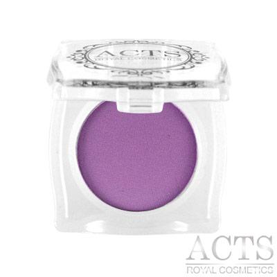 ACTS維詩彩妝 霧面純色眼影 深玫紫5308
