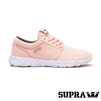 SUPRA Hammer Run系列女鞋-蜜桃粉