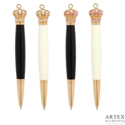 ARTEX accessory皇冠飾品筆 素雅款