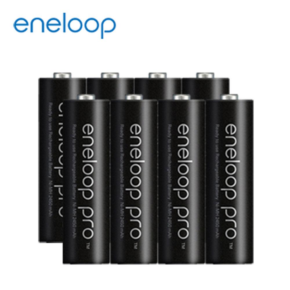 國際牌ENELOOP高容量充電電池 內附3號8入