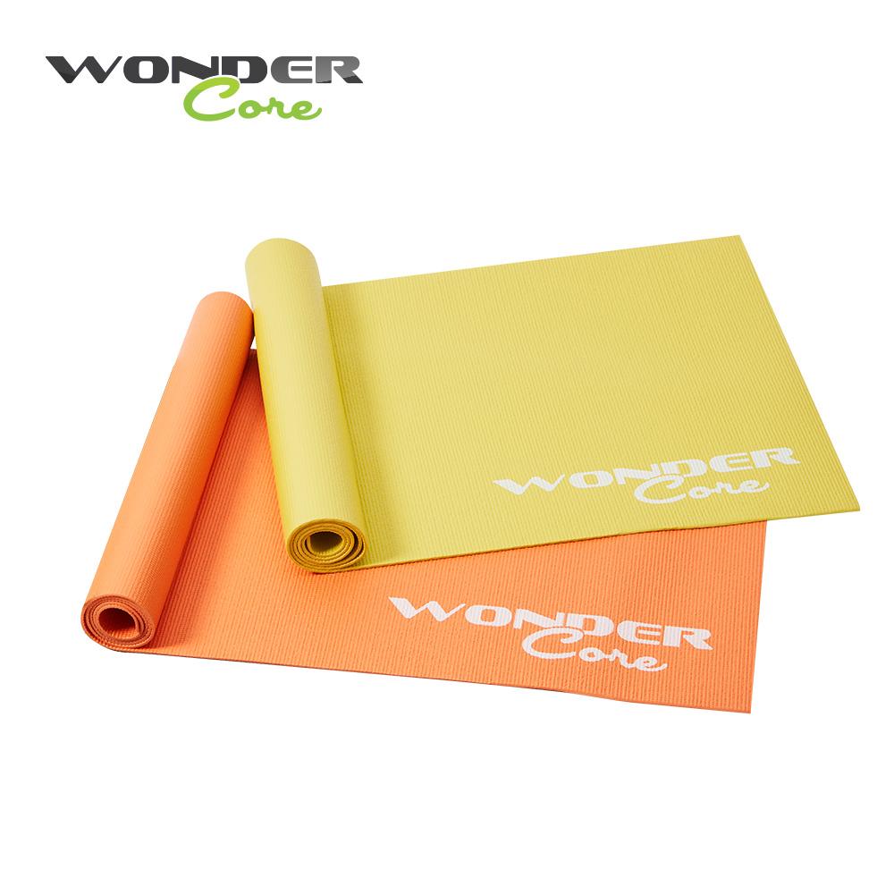 Wonder Core 輕薄環保防滑瑜珈墊 (4mm)