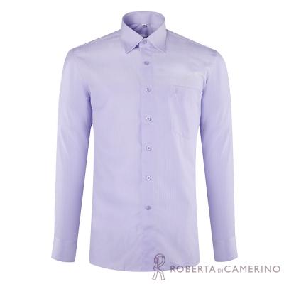 ROBERTA諾貝達 台灣製 嚴選穿搭 吸溼速乾長袖襯衫 淺紫