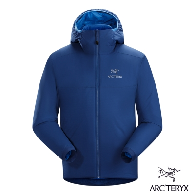 Arcteryx 始祖鳥 男 Atom AR 保暖化纖外套 藍
