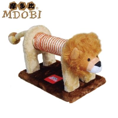MDOBI摩多比-貓丸家 麻繩貓抓柱 獅子王麻抓柱
