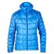 【Berghaus 貝豪斯】男款ILAM頂級溫度調節防潑水鵝絨外套F22M09-藍 product thumbnail 1