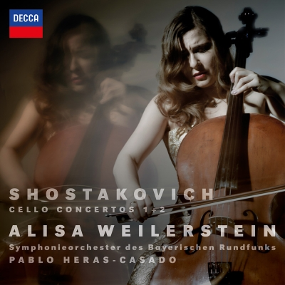 蕭士塔高維契-大提琴協奏曲-1CD
