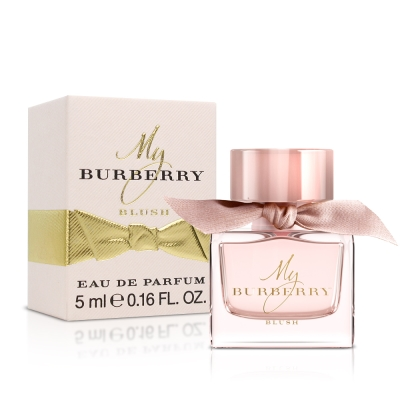 BURBERRY My Burberry Blush 女性淡香精小香5ml