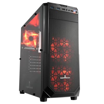 華碩Z370平台[獨行魔神]i5六核GTX1050TI獨顯SSD電玩機