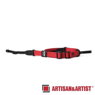 ARTISAN & ARTIST 易拉式相機背帶 ACAM-E20(紅)