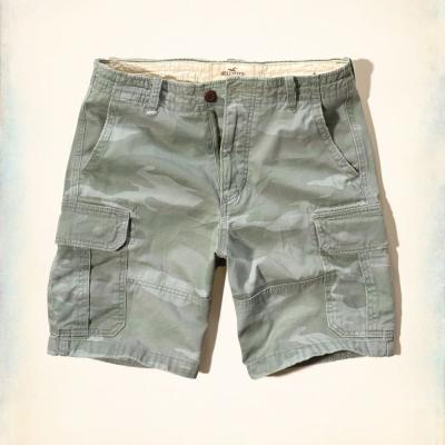 Hollister 短褲 迷彩