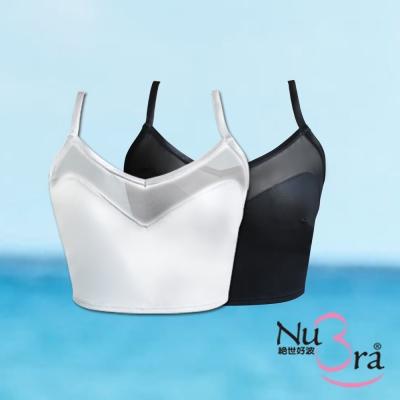 NuBra-隱形胸罩-性感內搭衣-黑-白