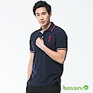 bossini男裝-短袖經典POLO衫04海軍藍