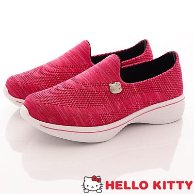 Hello Kitty-輕量針織休閒款-NI17200桃(女段)