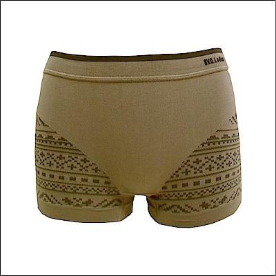 BVD Ladies  DAILY系列 平口內褲(卡其色)