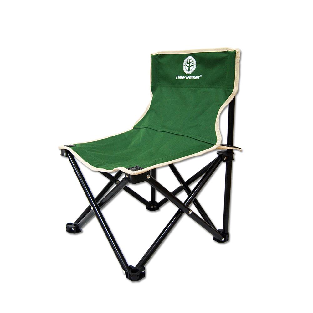 Tree Walker 輕巧牛津折疊椅-綠色